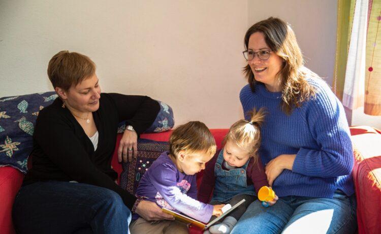 offener Treffpunkt für Familien mit Kleinkinder
