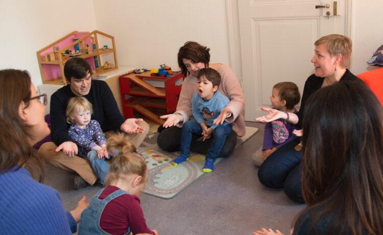 Austausch unter Eltern, Infos zu kindlichen Bedürfnissen